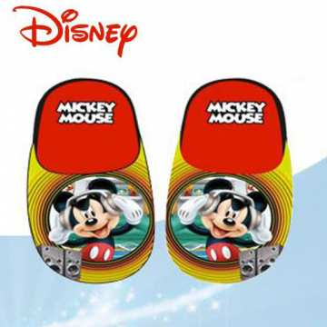 MICKEY - PANTOFOLE tg. 27/28 29/30 31/32 33/34 COL. ROSSO